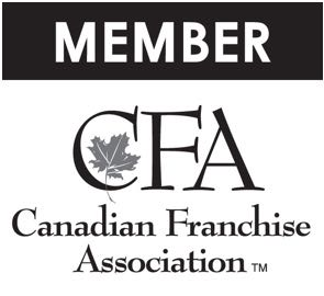 Canadian Franchise Association Memebership Confirmation